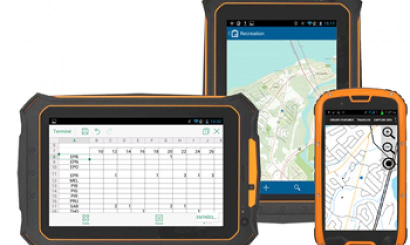 Tablette et Téléphone cellulaire Android Gps